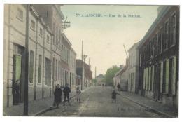 X06 - Assche - Rue De La Station - Asse