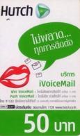 TAILANDIA. IVoiceMail. 11/2001. Hu-082. (072) - Tailandia
