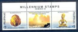 O53- Philippines Philippinen Pilipinas Filipinas 2000 Millennium Stamps. - Philippines