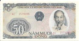 VIET NAM  50 DONG 1985 UNC  P 97 - Viêt-Nam