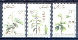 O58- ARUBA 1991 FLOWERS OF THE WORLD FLEURS BLÜMEN BLOEMEN FLORES. - Other
