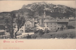 Gruss Aus CORTINA - Italië