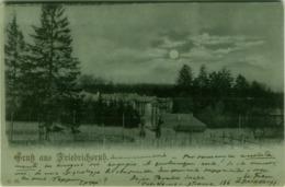AK GERMANY - GRUS AUS FRIEDRICHSRUH - 1900 (BG5398) - Friedrichsruh