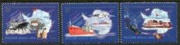 RUSSIA 2006 Antarctic Exploration  MNH / **.  Michel 1304-06 - 1992-.... Federazione