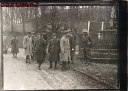 VOYAGE DE NEVILLE CHAMBERLAIN EN FRANCE SERVICE CINEMATROGRAPHIQUE ARMEE SECONDE GUERRE MONDIALE - Guerre, Militaire