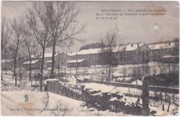 54. BACCARAT. Vue Générale Des Casernes Du 17e Bataillon De Chasseurs à Pied - Baccarat