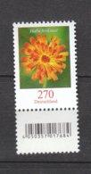 Deutschland BRD **    3475 Blumen  Habichtskraut  SZd 1 Mit EAN Code Eine Marke Mit Nummer    Neuausgabe 1.7.2019 - BRD