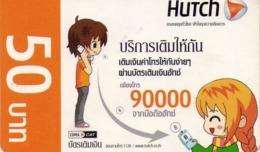 TAILANDIA. Hutch -39. 10/2011. Hu-078. (071) - Tailandia