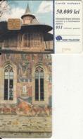 ROMANIA - Manastirile Din Nordul Moldovei, 12/99, Used - Landschaften