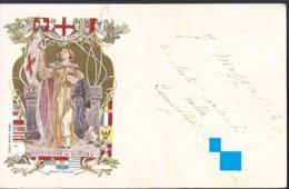 Croce Rossa Italiana - Convenzione Di Ginevra - HP1579 - Croix-Rouge