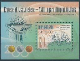 B3899 Hungary Olympics Sydney Sport Medallists S/S MNH - Sommer 2000: Sydney - Paralympics