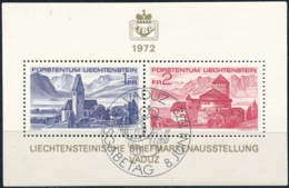 Zumstein 503 / Michel BL 9 Mit ET-Zentrumstempel - Liechtenstein