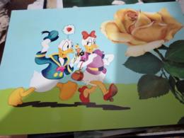 WALT DISNEY  PAPRINO E PAPERINA  VB1962  HG1556 - Disney