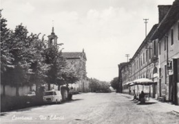 CASATISMA, PAVIA - Via Libertà. Tabacchi, Tabaccheria - Fg - Pavia