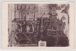 THEME  COMPAGNONNAGE    COMPAGNON CHARPENTIER DU DEVOIR  Et De LIBERTE      Le Musée - Postcards