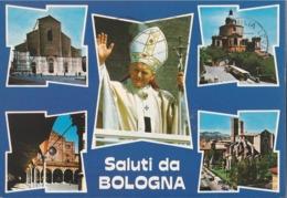 Saluti Da Bologna - Papa Giovanni Paolo II - H110 - Bologna
