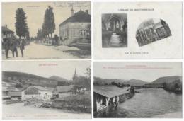Lot De 400 Cartes/France/Etranger/Fantaisies...Format CPA - 100 - 499 Postcards