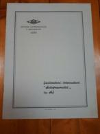 1950? OPUSCOLO PUBBLICITA' ADDA - OFFICINE ELETTROTECNICHE E MECCANICHE LODI - Pubblicitari