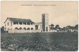 ZIGUINCHOR, Casamance - Mission Catholique - Sénégal