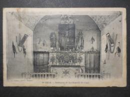 62 - St Omer - CPA - Intérieur De La Chapelle St Clair - C. Jeanne , Photo - Peu Commune - - Saint Omer