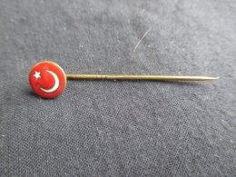 BROCHE - EPINGLE (V1926) TURQUIE (2 Vues) - Juwelen & Horloges