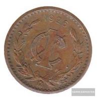 Mexico Km-number. : 415 1946 Very Fine Bronze Very Fine 1946 1 Centavo Adler - Messico