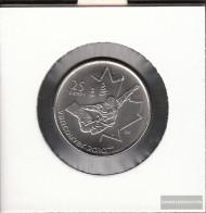 Canada Km-number. : 768 2008 Stgl./unzirkuliert Steel, Nickel Plattiert Stgl./unzirkuliert 2008 25 Cents Snowboard - Canada