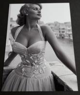 SOPHIA LOREN # Sexy Portrait # Großes Star-Photo, Ca. 13 X 18 Cm # [19-4560] - Fotos