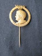 BROCHE - EPINGLE (V1926) SUEDE - LINGIADEN 1939 (5 Vues) 20/7 - 4/8 (Gymnastique) Spoorong & Co Stockholm - Juwelen & Horloges