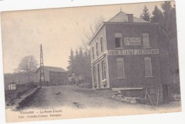 41863 -  Vielsalm  Le  Point D'  Arrêt - Vielsalm