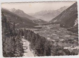 Route Internationale Du MONTGENEVRE. (1860m.) Vers Briançon - France