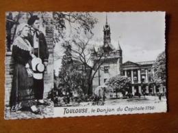 TOULOUSE. LE DONJON DU CAPITOLE. - Toulouse