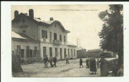 70 - Haute Saone - Faverney - Amance - Gare De Port D'Atelier- Animée - - France