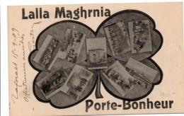 Lalla Maghrnia - Porte-bonheur - Trèfle à Quatre Feuilles - Algérie