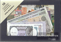 Africa Banknotes-10 Different Banknotes - Banknotes