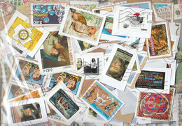 France (almost) Only Special Stamps Stamps-25 Grams Kilo Goods - France