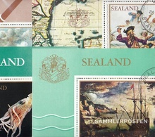 United Kingdom-Principality Sealand 28 Different Stamps - Stamps
