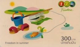 TAILANDIA. Freedom In Summer - Child Play. 06/2007. TH-12Call-0895. (055) - Tailandia