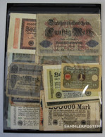 German Empire Banknotes-20 Different Banknotes - [11] Local Banknote Issues