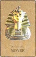 TC DOREE Japon / 110-011 - EGYPTE - Pharaon Masque De TOUTANKHAMON - EGYPT Japan GOLD Phonecard - ÄGYPTEN - 246 - Kultur
