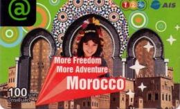 TAILANDIA. More Freedom More Adventure MOROCCO With @. 7402. 12/2009. (018) - Tailandia