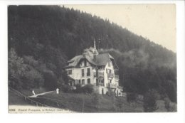 23509 - Vallée De Joux Chalet Fouques L'Abbaye - VD Vaud
