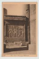 Egypt - Vintage Post Card - Kom Ombo - Aegyptologie
