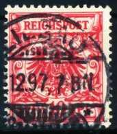 D-REICH K A Nr 47da Zentrisch Gestempelt X68ADDE - Used Stamps