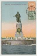 Egypt - RARE - 1916 - De Lesseps - Port Said - Registered To France - Aegyptologie