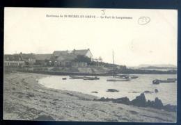 Cpa Du 22 Environs De St Michel En Grève -- Le Port De Locquémeau       LZ81 - Saint-Michel-en-Grève
