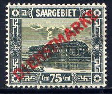SARRE - S14* - FAÏENCERIE DE METTLACH - Oficiales