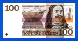 100 Gulden  1970   Sup  Neuf - [2] 1815-… : Regno Dei Paesi Bassi