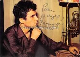 CLAUDE NOUGARO AUTOGRAPHE - Zangers En Musicus