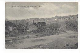 23516 - Fribourg, Vu Du Pont De Bois - FR Fribourg